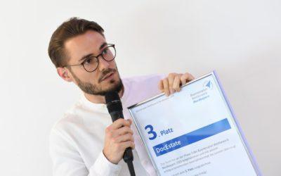 3. Platz – Businessplanwettbewerb Nordbayern