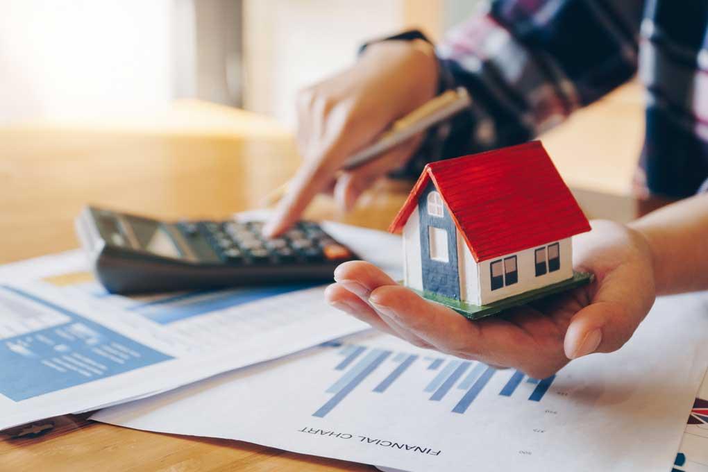 Planung Haus finanzieren