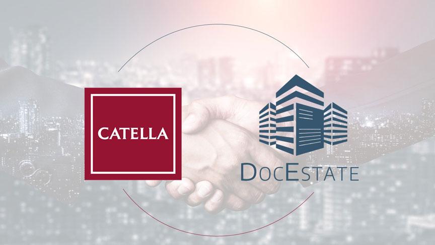 Catella setzt auf Behörden-Plattform von DocEstate
